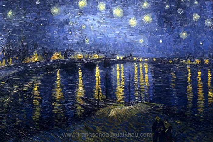 Starry Night Over the Rhone - GOG-03