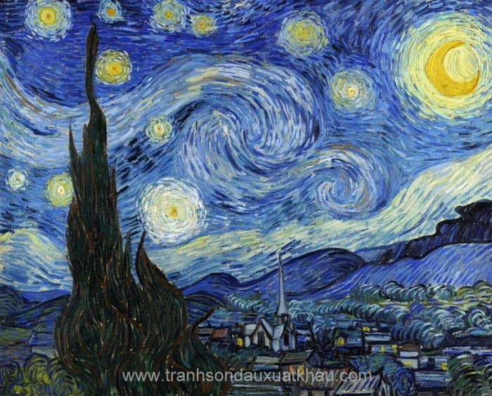 The Starry Night - GOG-07