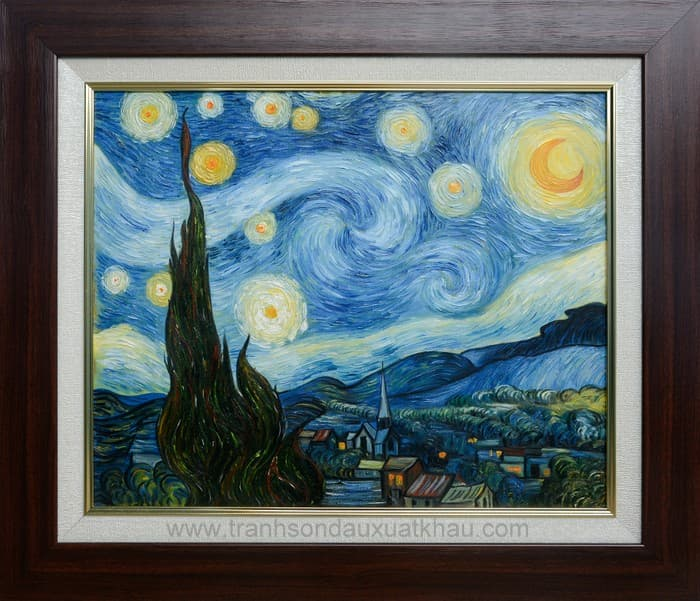 The Starry Night - KHO-0315